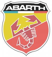 Stickers Abarth logo vintage