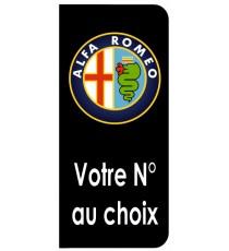 Stickers Alfa Roméo