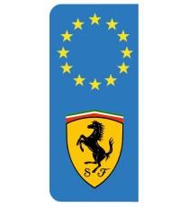 Stickers FERRARI