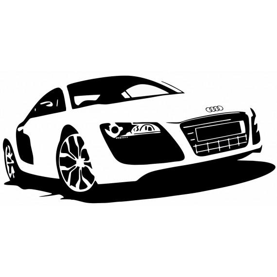 Stickers Audi