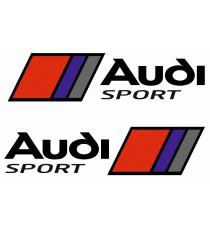 Stickers Audi Sport
