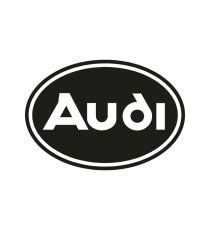 Stickers Audi vintage