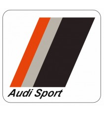 Stickers Audi Sport vintage