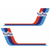 Sticker BMW Turbo