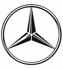 Stickers Mercedes (logo seul)