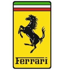 Stickers FERRARI logo
