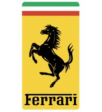 Stickers FERRARI