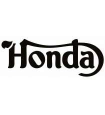 Stickers Honda vintage