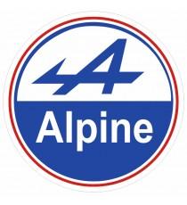 Stickers Alpine