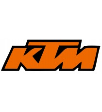 Stickers KTM orange