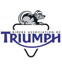 Stickers Triumph rider