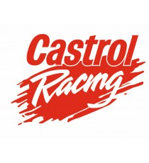 Stickers Castrol