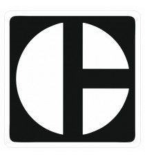 Stickers Caterpillar logo seul