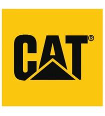 Stickers Caterpillar (carré fond jaune)