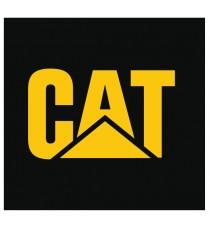 Stickers Caterpillar (jaune sur fond noir)