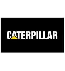 Stickers Caterpillar (sur fond noir)