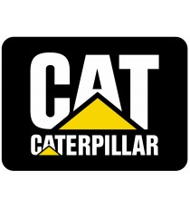 Stickers Caterpillar logo
