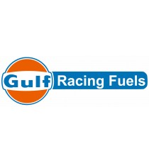 Stickers Gulf Racing Fuels