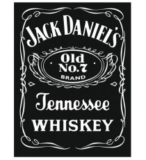 Stickers Jack Daniel's Whiskey